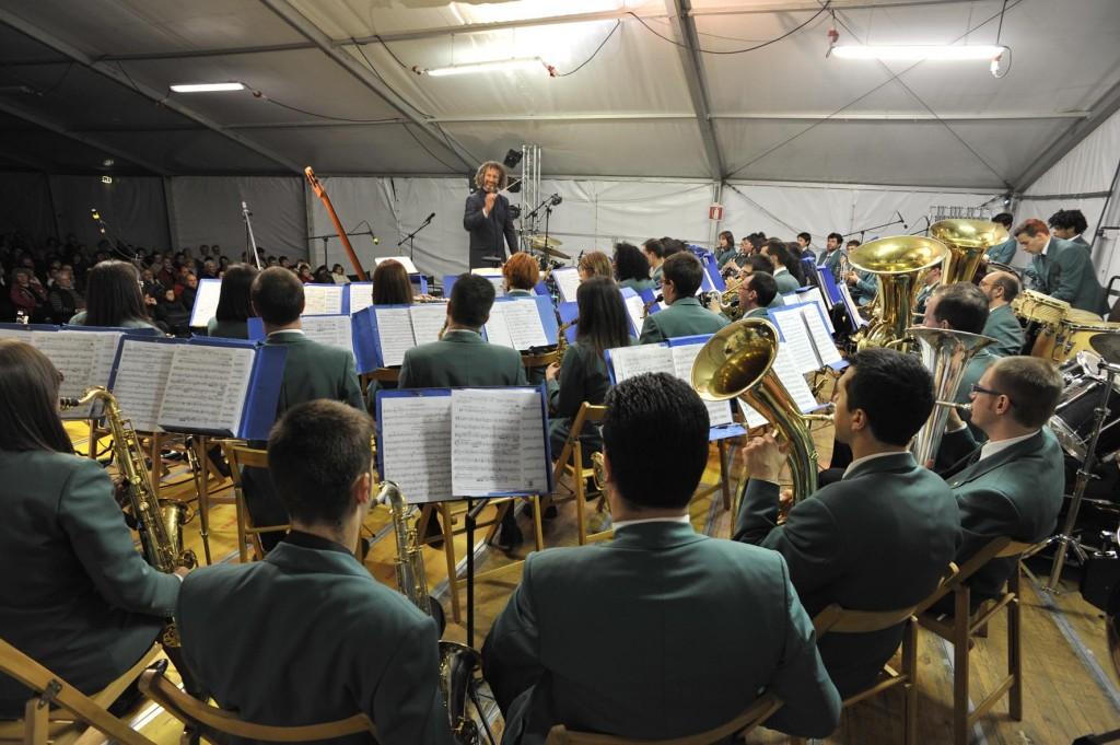CONCERTO MUSICALE DEDICATO A FABRIZIO DE ANDRE'